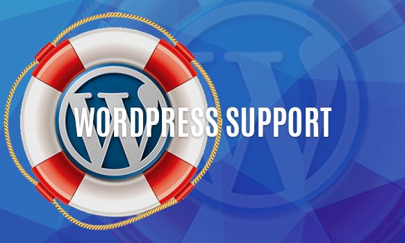 خدمات وردپرس - پشتیبانی وردپرس